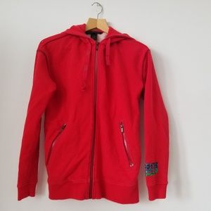 Marc by Marc Jacobs Red XS Hoodie